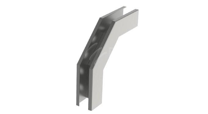Curva vertical externo p perfilado 38x38 luxtil for Curva vertical exterior 90